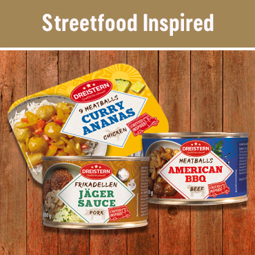 Kategorie Streetfood Inspired